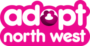 Image of Adopt North West logo