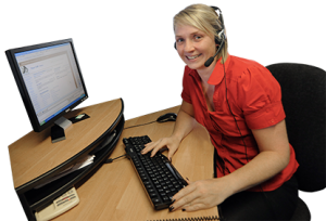 Image of Sarah - an mplcontact helpdesk agent