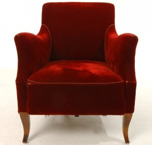 Image of armchair