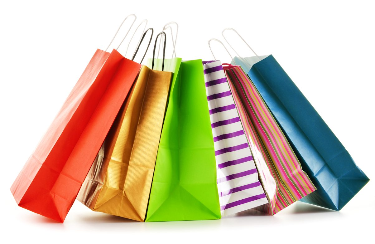 Image of shopping bags