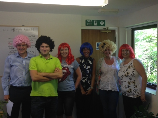 Image of Wig Wednesday Client Services