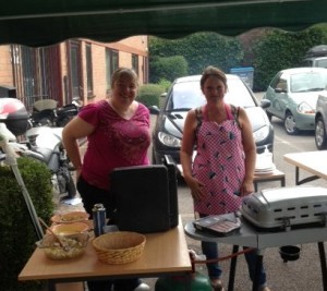 Image of RSPCA fundraiser BBQ
