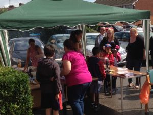 Image of RSPCA BBQ gets underway